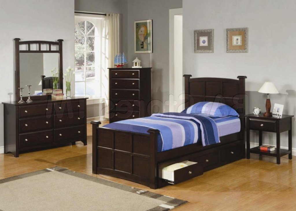 Image of: Cheap Dresser And Nightstand Sets