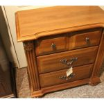 Cheap Solid Wood Dresser On Oahu
