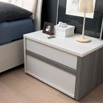 Contemporary Bedside Dresser