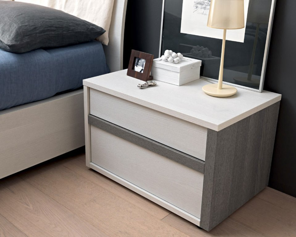 Picture of: Contemporary Bedside Dresser