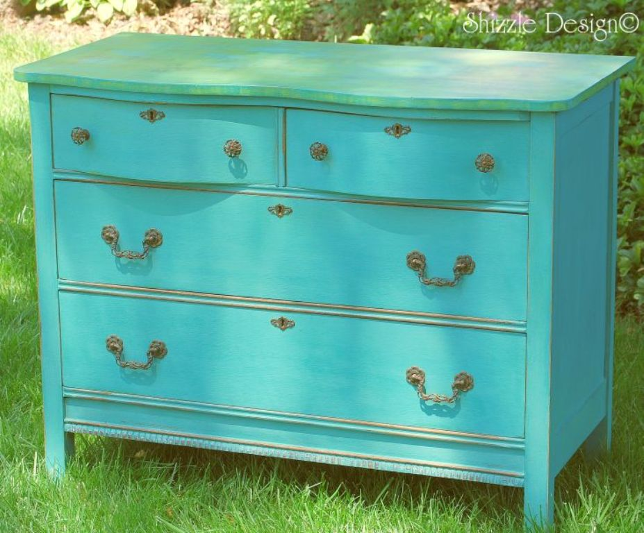 Image of: Cottage Style Dressers
