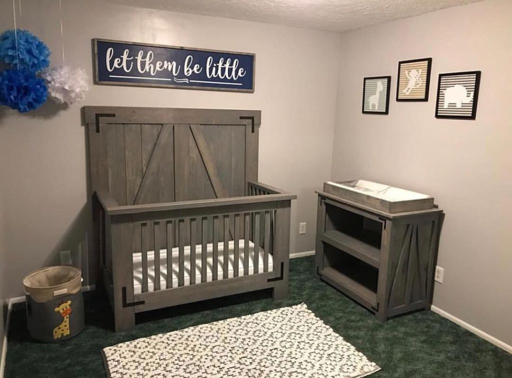 Picture of: DIY Dresser With Changing Table