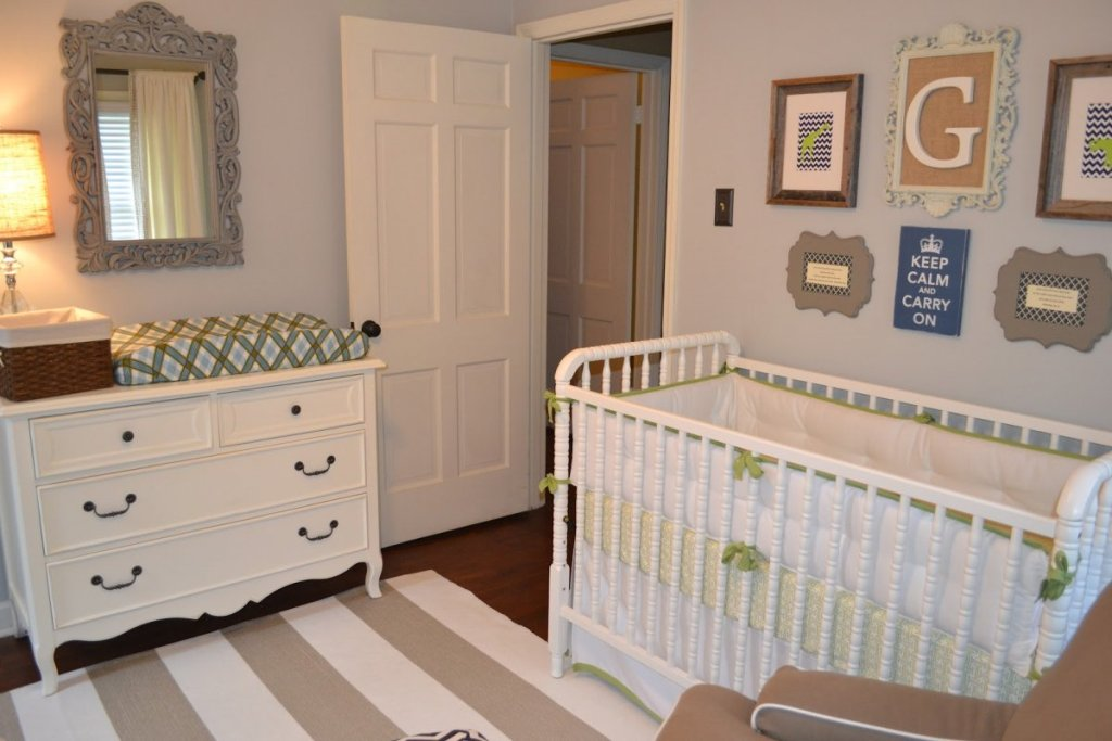 Image of: Design Baby Dresser Changing Table
