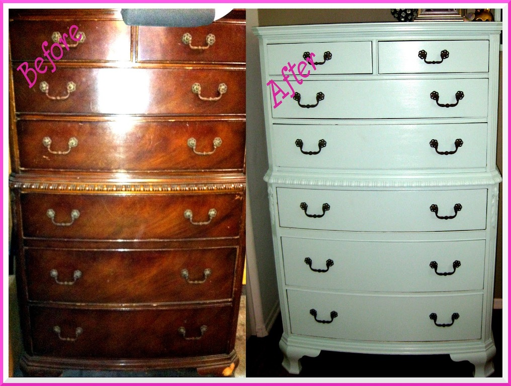 Picture of: Diy Dressers Before And Afters