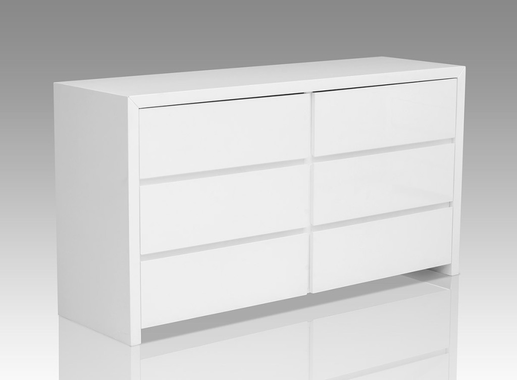 Image of: Drawer Dresser White Ideas