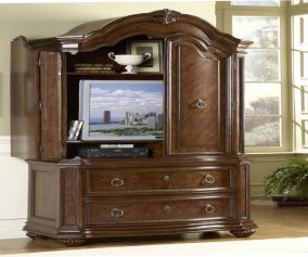 Dresser And Armoire Set
