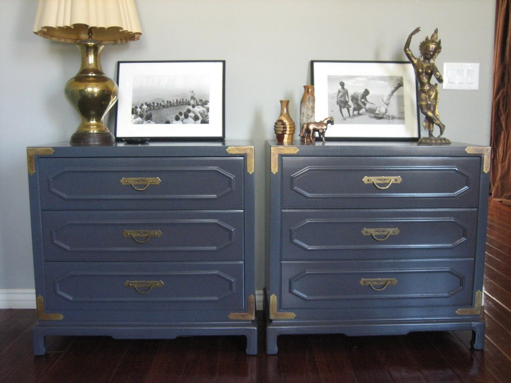 Picture of: Dresser As Bedside Table