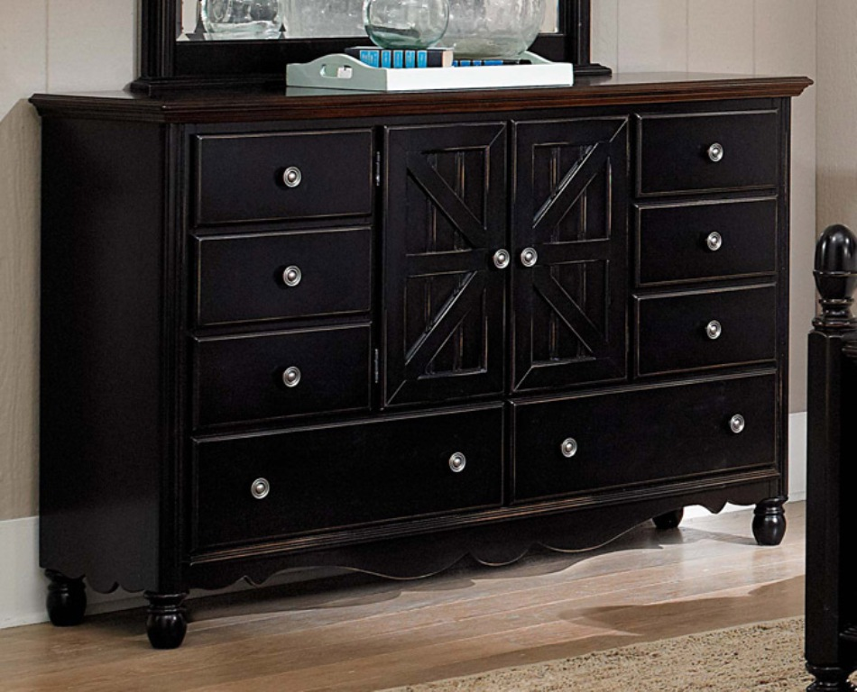 Picture of: Dresser Cabinet Combo