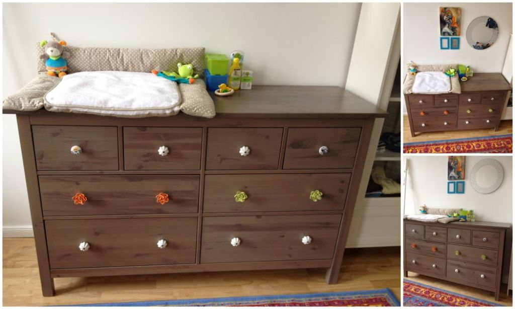 Image of: Dresser Changing Table Diaper