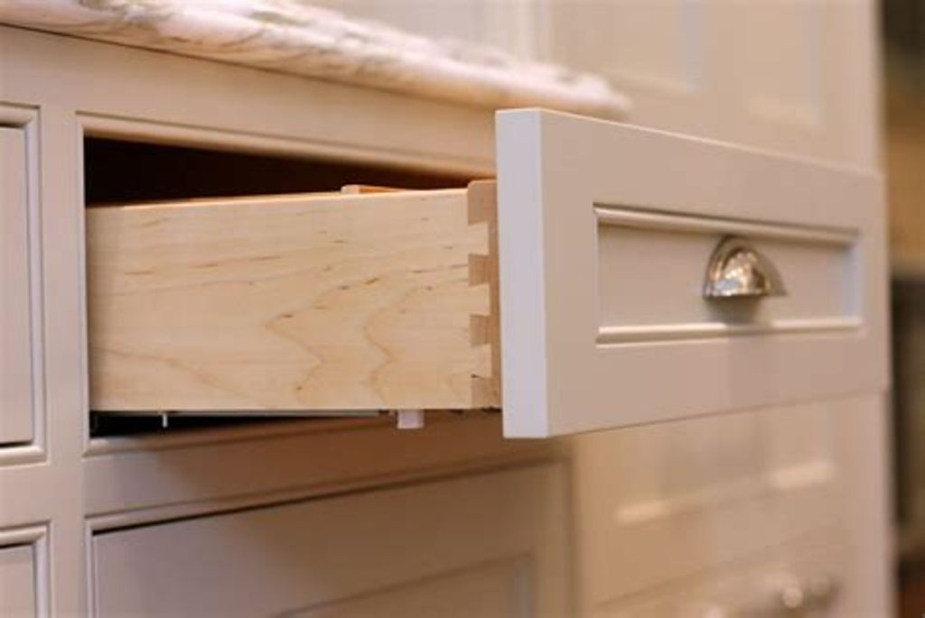 Modern Dresser Drawer Slides Bottom Mount