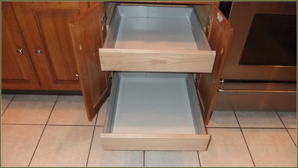 Dresser Drawer Slides Design