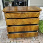Dresser With Lock And Key
