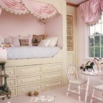 Girls Bunk Beds With Dresser Built In