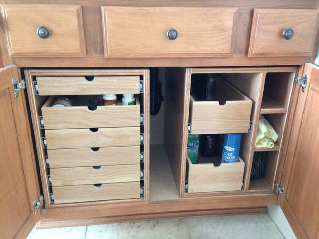 Image of: How To Organize Dresser Drawers
