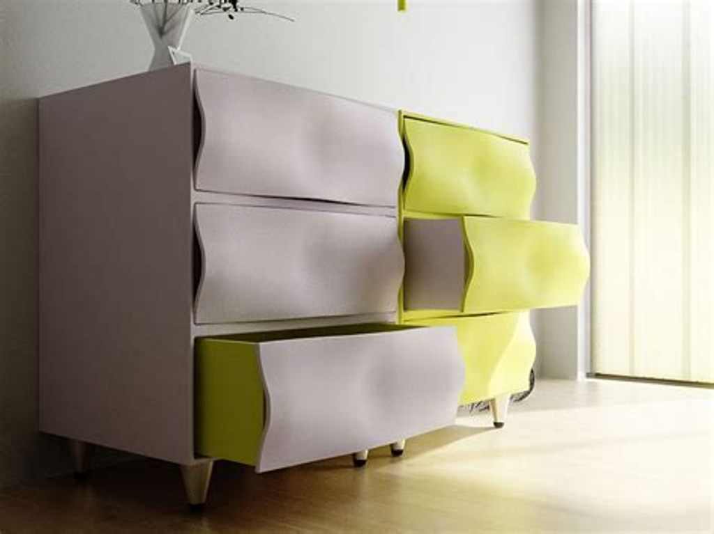 Picture of: Modern Cool dressers