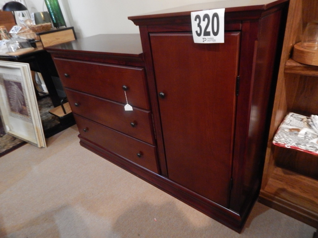 Picture of: New Dovetail Dresser