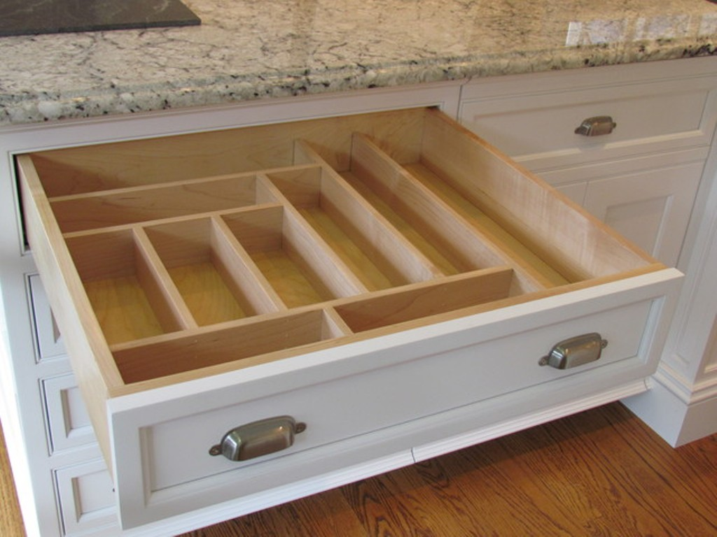 Image of: Organizing Dresser Drawers