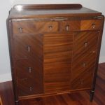Solid Wood Dovetail Dresser