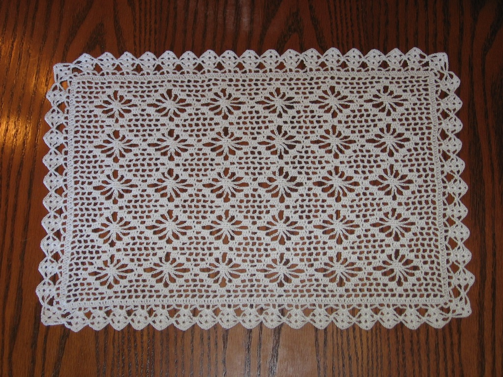 Picture of: Table Doilies And Runners