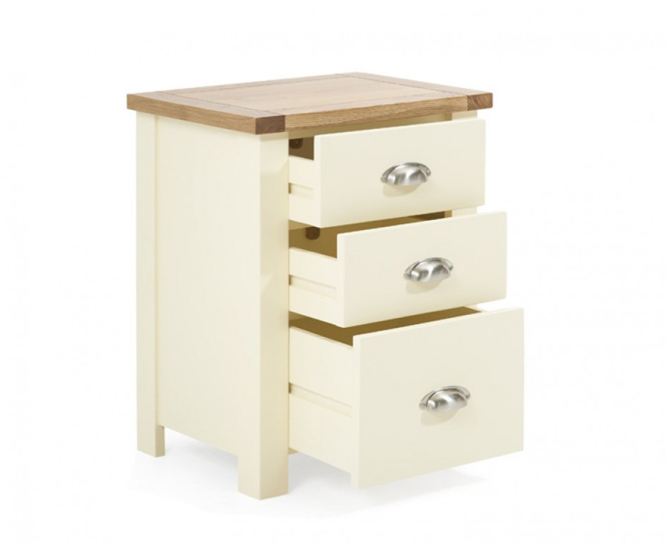 Picture of: Tall Bedside Tables