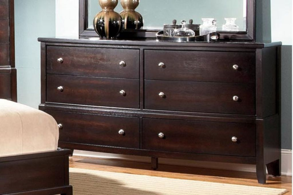 Unique Dressers With Mirrors