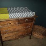 Used Changing Table