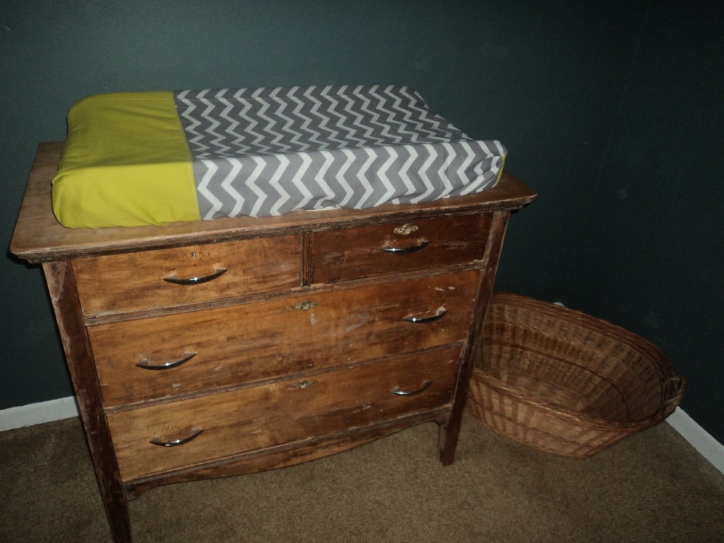 Image of: Used Changing Table Ideas