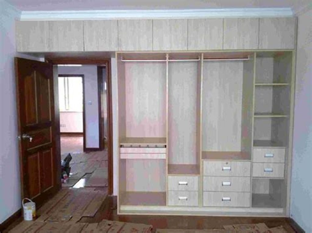 Image of: White Armoire Dresser