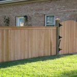 4 Ft Wood Fence Gate