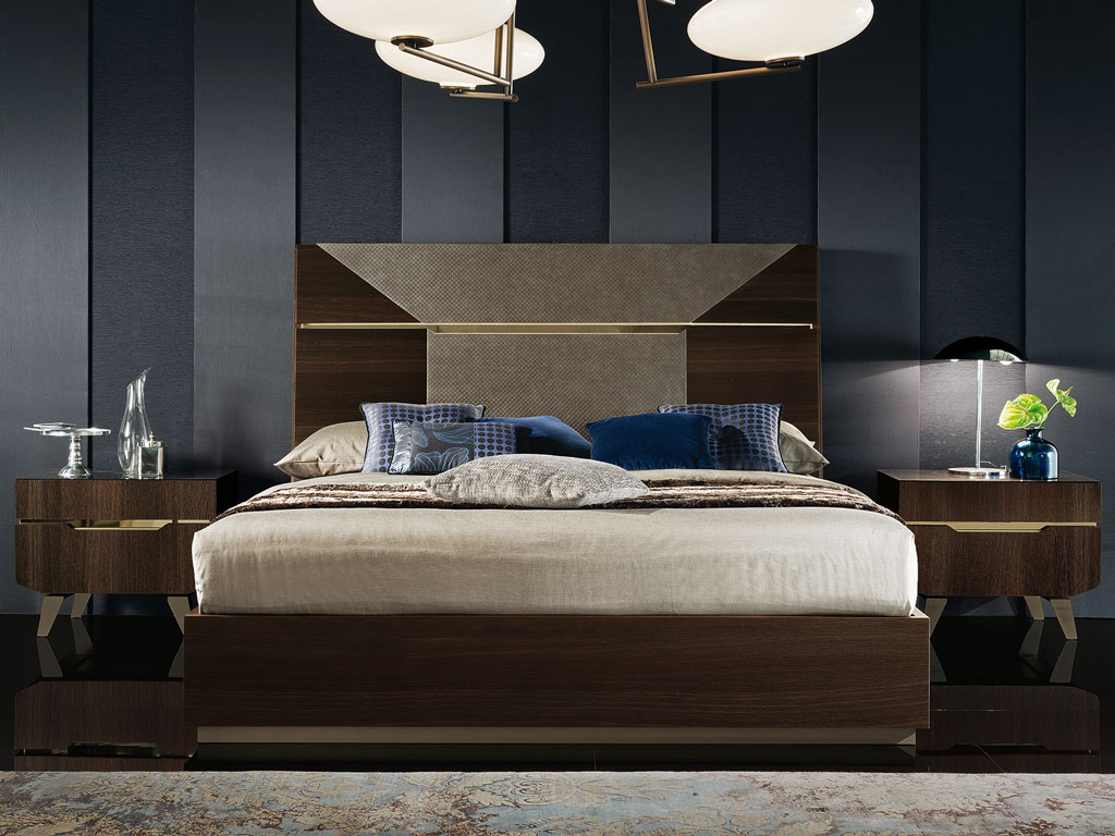 Accademia Italian Bedroom Set