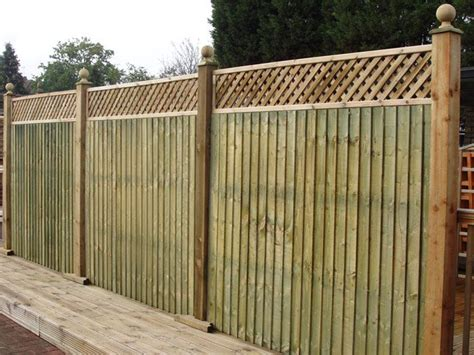 Picture of: Amazing Board On Board Fence Panels