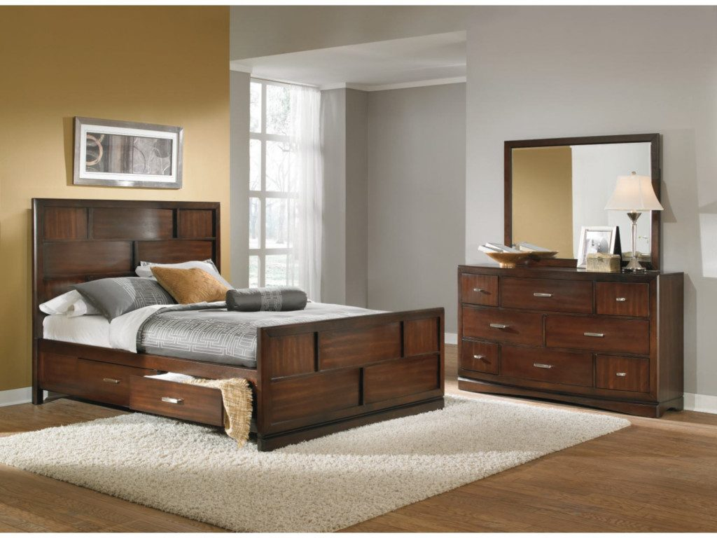 Image of: Amazing City Furniture Bedroom Sets