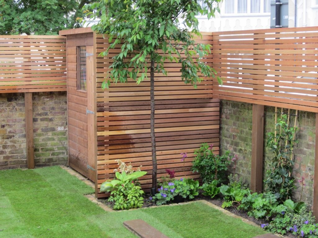 Picture of: Amazing Garden Fence Ideas