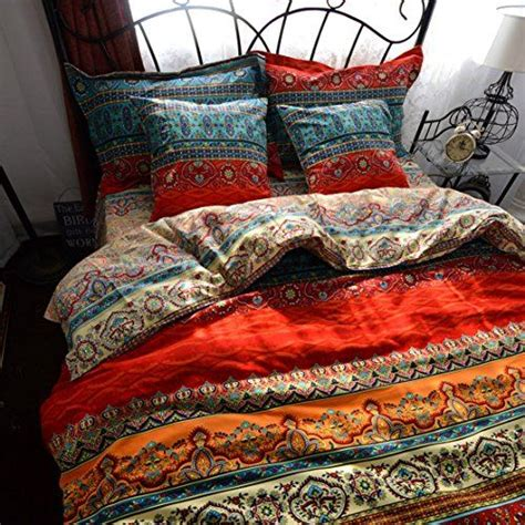 Image of: Amazing Hippie Bedding Sets
