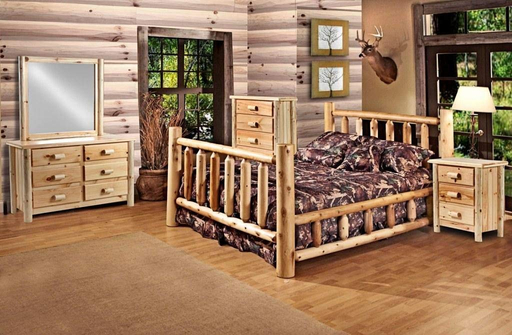 Amazing Log Bedroom Sets