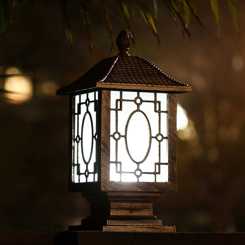 Picture of: Amazing Outdoor LED Lamp