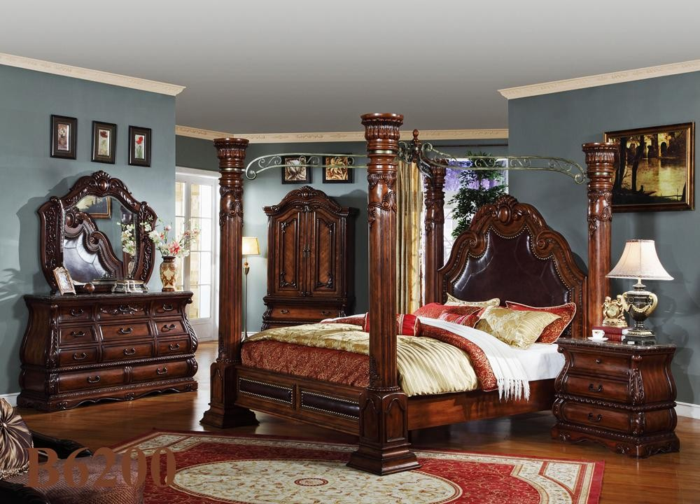 Amazing Traditional Bedroom Sets