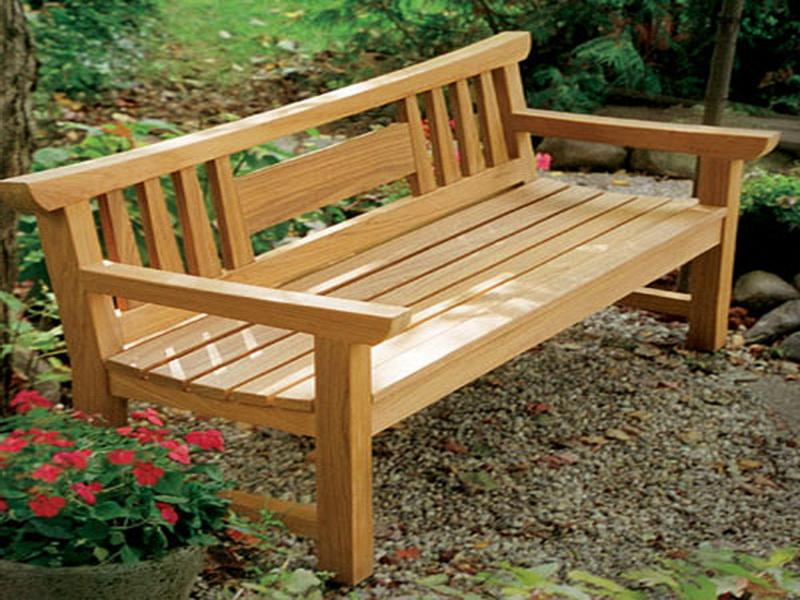 Picture of: Amazing Wooden Bench Design