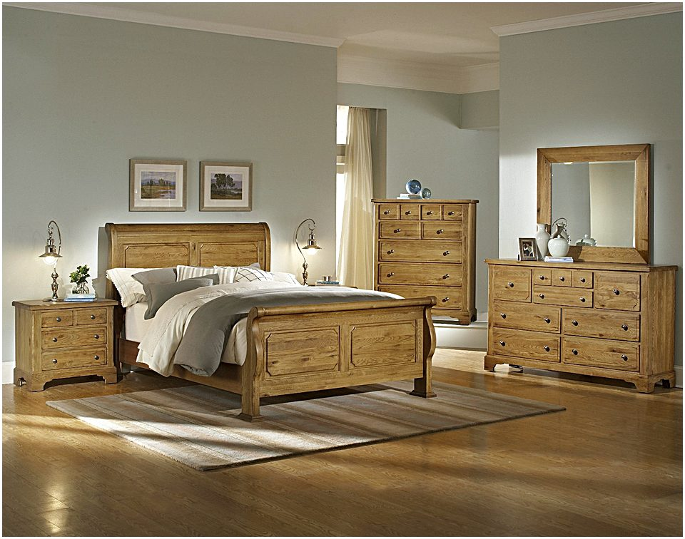 American Furniture Bedroom Sets Wood