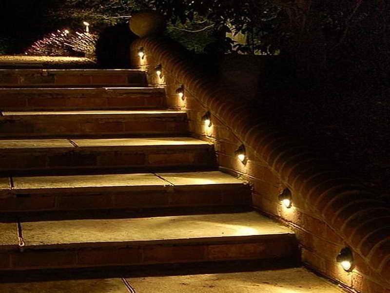 Picture of: American Lighting Led Step Lights