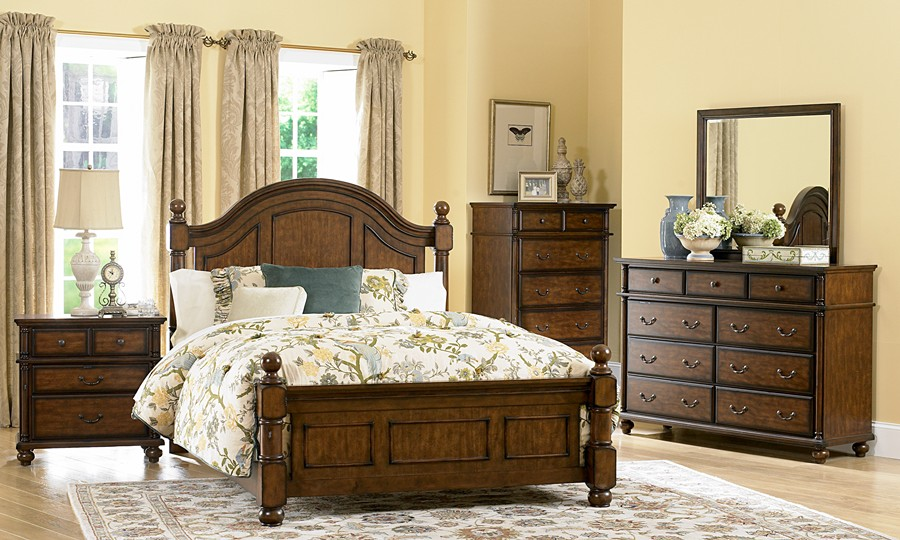 Image of: Amish Country Bedroom Sets