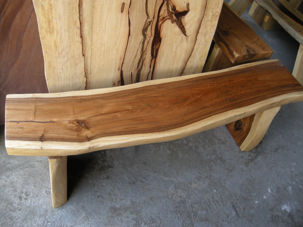 Image of: Antique  Indoor Wooden Benches