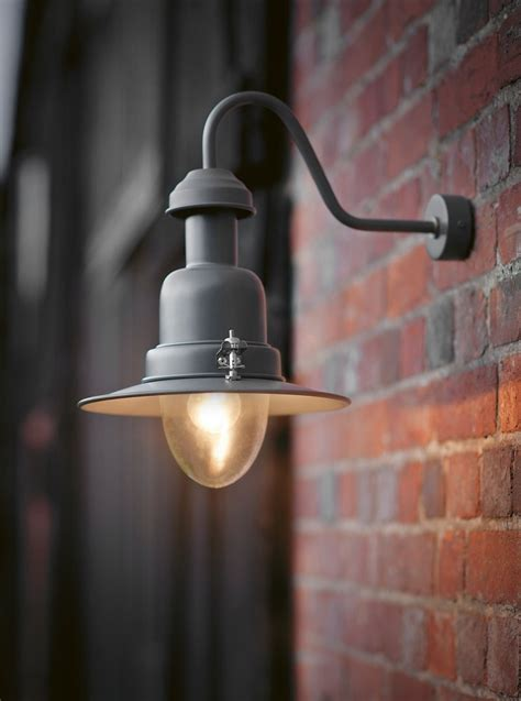 Picture of: Antique Outdoor Wall Lamp