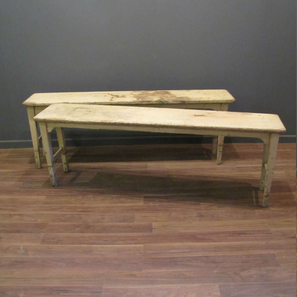 Picture of: Antique Wooden Bench Furniture