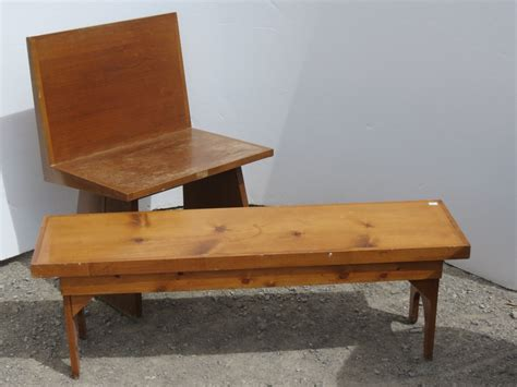 Picture of: Antique Wooden Bench Seat Ideas