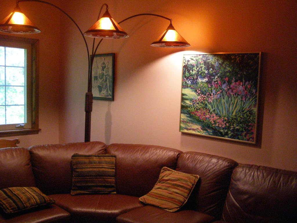 Picture of: Arc Outdoor Pole Lamps