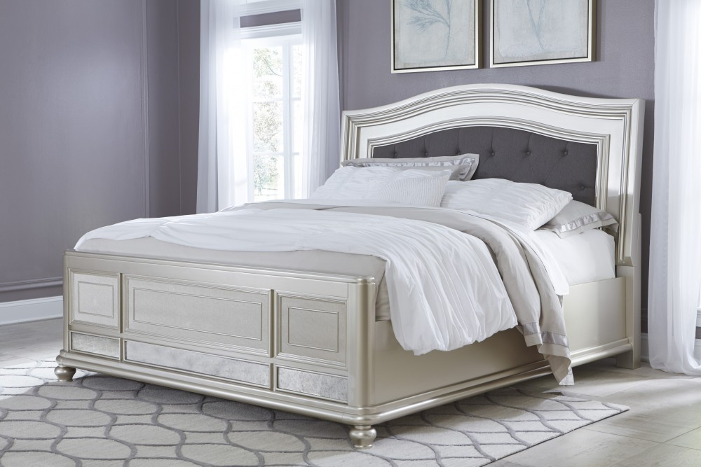 Image of: Ashley B650 Coralayne Bedroom Set