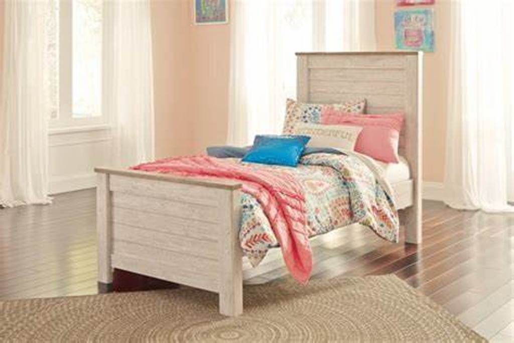 Image of: Ashley Willowton Full Bed