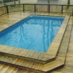 Awesome Above Ground Pool Fence Ideas