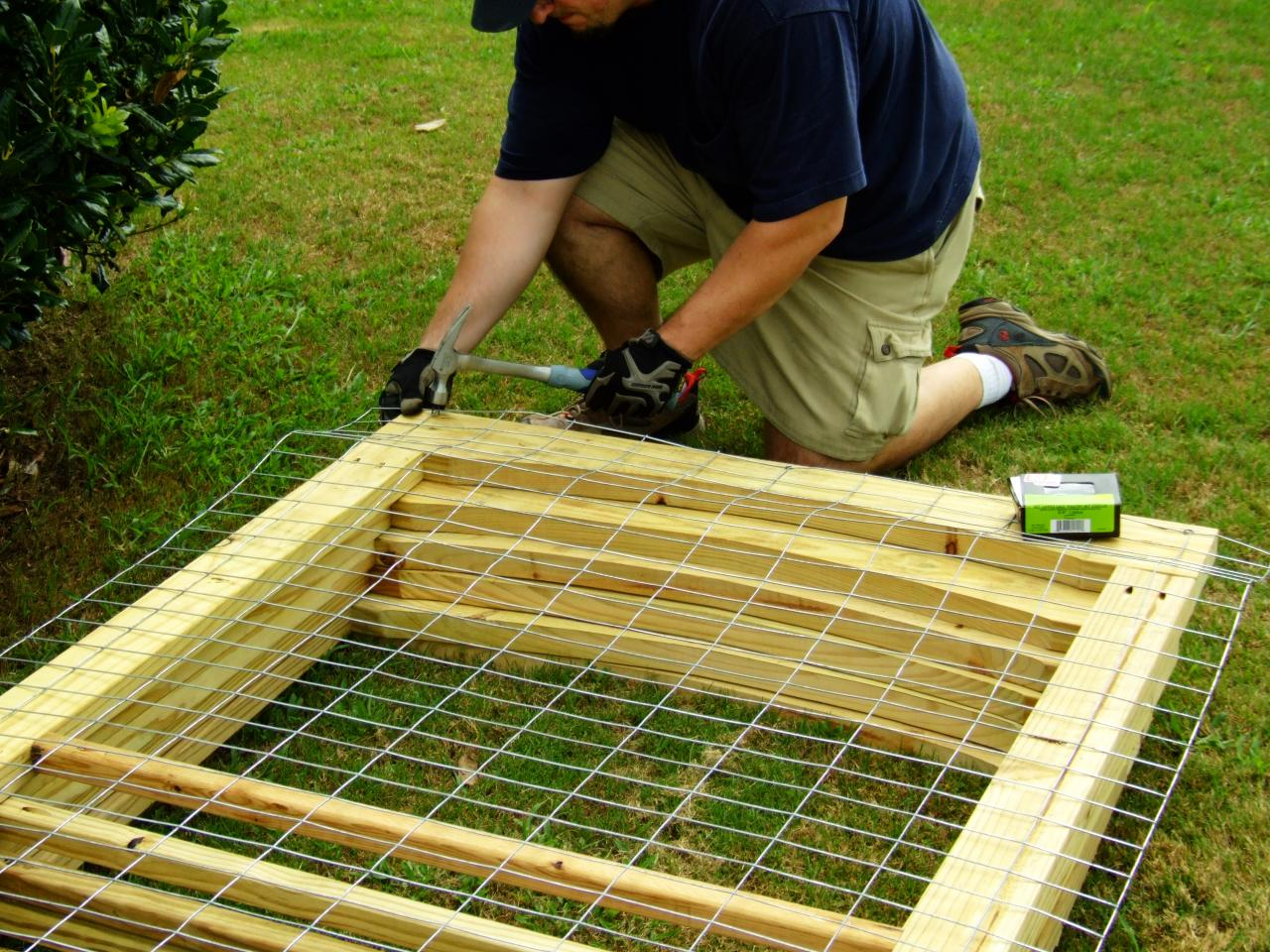 Picture of: Awesome Build Your Own Dog Fence